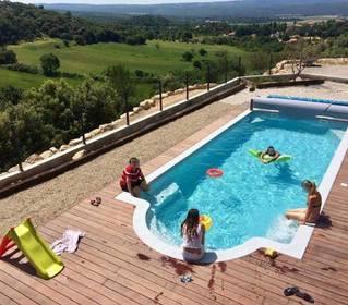 Aqua d'Elsur - Villeneuve - Piscines